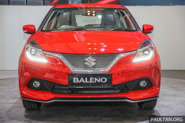 Xe giá rẻ Suzuki Baleno 2017 được vén màn tại Đông Nam Á - Ảnh 5.