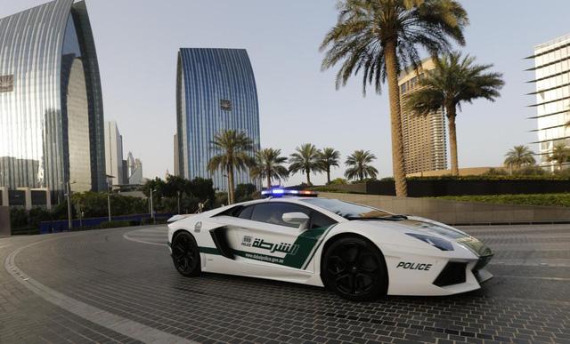 Điểm danh những chiếc xe cảnh sát chất nhất thế giới - Ảnh 1.