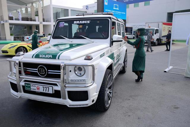 Điểm danh những chiếc xe cảnh sát chất nhất thế giới - Ảnh 4.