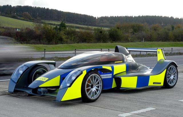 Điểm danh những chiếc xe cảnh sát chất nhất thế giới - Ảnh 9.