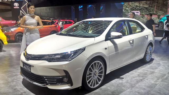 Toyota Corolla Altis 2017 vừa ra mắt Việt Nam có phiên bản đặc biệt mới - Ảnh 1.
