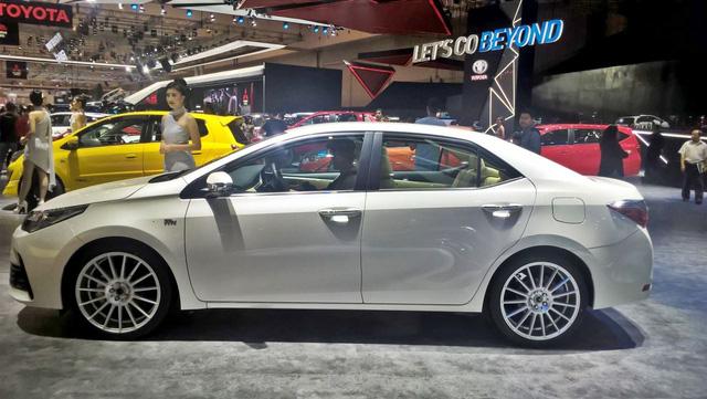 Toyota Corolla Altis 2017 vừa ra mắt Việt Nam có phiên bản đặc biệt mới - Ảnh 2.