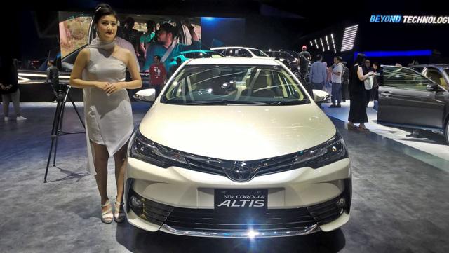 Toyota Corolla Altis 2017 vừa ra mắt Việt Nam có phiên bản đặc biệt mới - Ảnh 3.