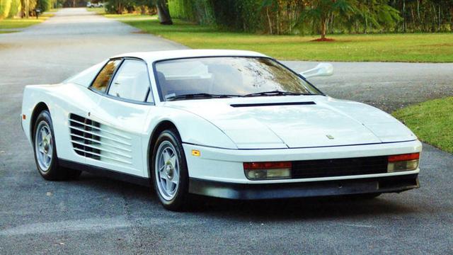 Diện kiến chiếc ô tô đồ chơi thuộc hàng đắt nhất thế giới, mang hình hài siêu xe Ferrari Testarossa - Ảnh 4.