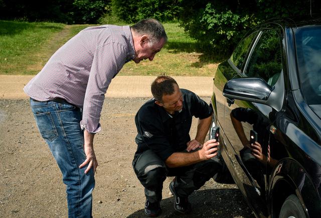 Làm quen với người thợ chăm sóc xe hơi chuyên nghiệp, đã có 28 năm kinh nghiệm trong nghề - Ảnh 7.