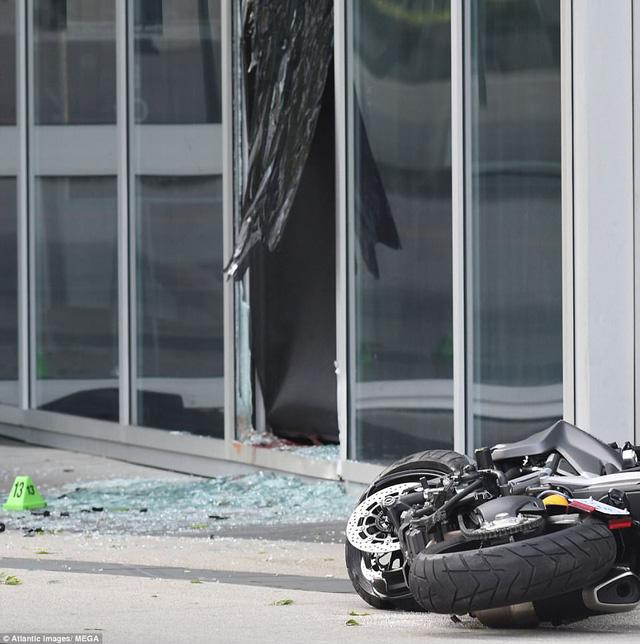 Nữ diễn viên đóng thế kiêm tay đua mô tô chuyên nghiệp tử vong vì tai nạn trên phim trường Deadpool 2 - Ảnh 2.