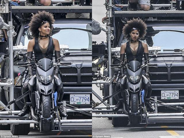 Nữ diễn viên đóng thế kiêm tay đua mô tô chuyên nghiệp tử vong vì tai nạn trên phim trường Deadpool 2 - Ảnh 6.