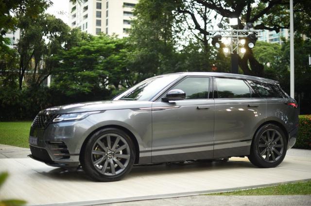 SUV hạng sang Range Rover Velar ra mắt Đông Nam Á với giá từ 4,1 tỷ Đồng - Ảnh 3.