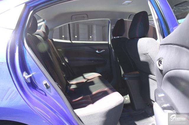 Ngắm hình ảnh bằng xương, bằng thịt của sedan giá rẻ Toyota Yaris Ativ mới ra mắt - Ảnh 12.