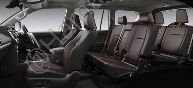 Toyota Land Cruiser Prado 2018 có cả phiên bản 5 và 7 chỗ, giá từ 735 triệu Đồng - Ảnh 5.