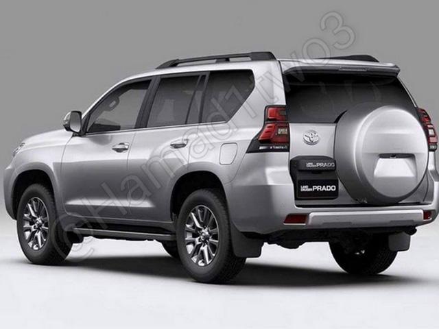 Toyota Land Cruiser Prado 2018 có cả phiên bản 5 và 7 chỗ, giá từ 735 triệu Đồng - Ảnh 7.