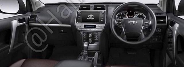 Toyota Land Cruiser Prado 2018 có cả phiên bản 5 và 7 chỗ, giá từ 735 triệu Đồng - Ảnh 8.