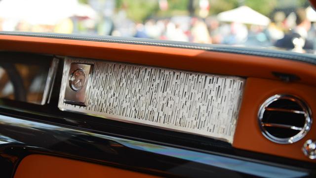 Mãn nhãn với những hình ảnh bằng xương, bằng thịt của xe nhà giàu Rolls-Royce Phantom 2018 - Ảnh 7.
