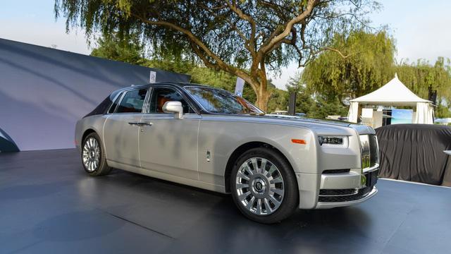 Mãn nhãn với những hình ảnh bằng xương, bằng thịt của xe nhà giàu Rolls-Royce Phantom 2018 - Ảnh 10.