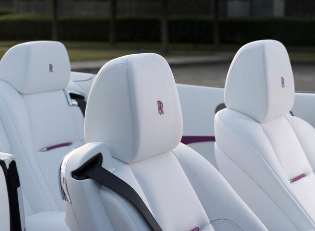 Diện kiến Rolls-Royce Dawn màu tím thửa riêng của một nhà sưu tập xe nổi tiếng - Ảnh 8.