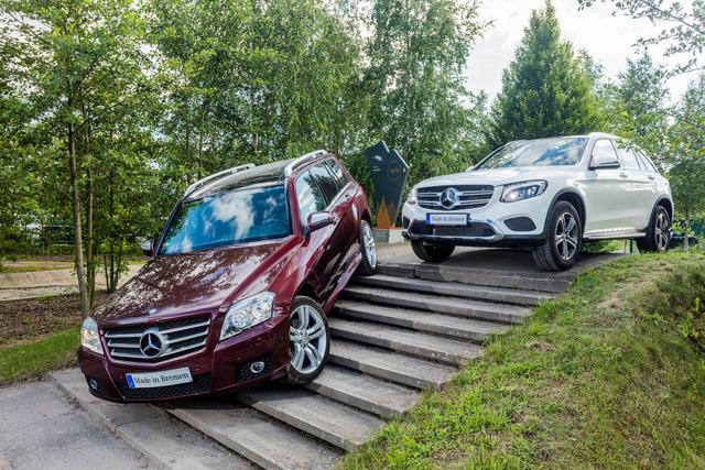 Chiếc SUV hạng sang Mercedes-Benz GLC thứ 1 triệu xuất xưởng - Ảnh 2.