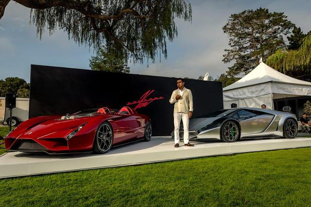 Kode 0 - Biến thể của Lamborghini Aventador, ra đời dưới tay người từng thiết kế Ferrari Enzo - Ảnh 1.