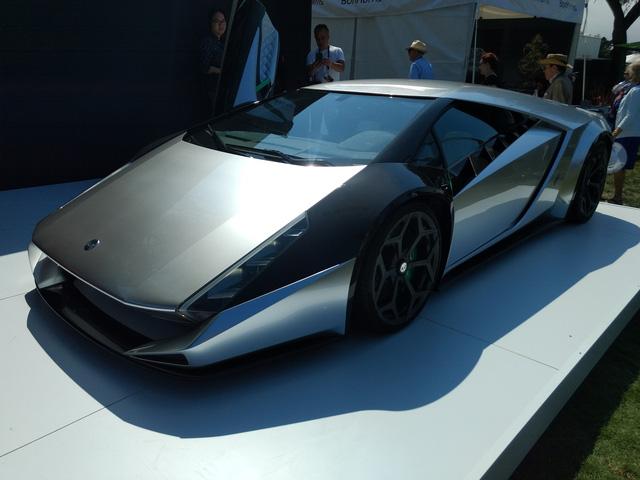 Kode 0 - Biến thể của Lamborghini Aventador, ra đời dưới tay người từng thiết kế Ferrari Enzo - Ảnh 3.