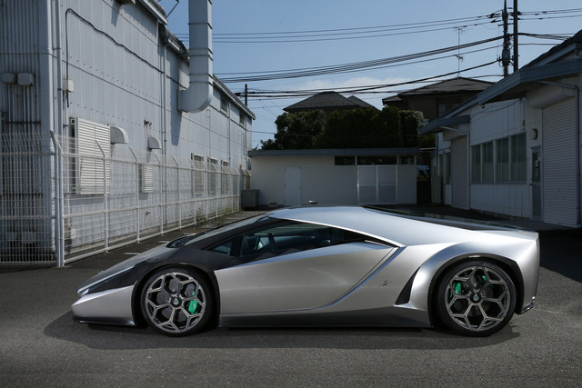 Kode 0 - Biến thể của Lamborghini Aventador, ra đời dưới tay người từng thiết kế Ferrari Enzo - Ảnh 4.