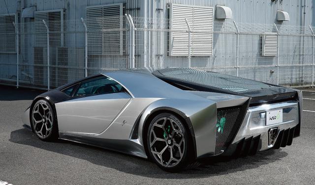 Kode 0 - Biến thể của Lamborghini Aventador, ra đời dưới tay người từng thiết kế Ferrari Enzo - Ảnh 5.