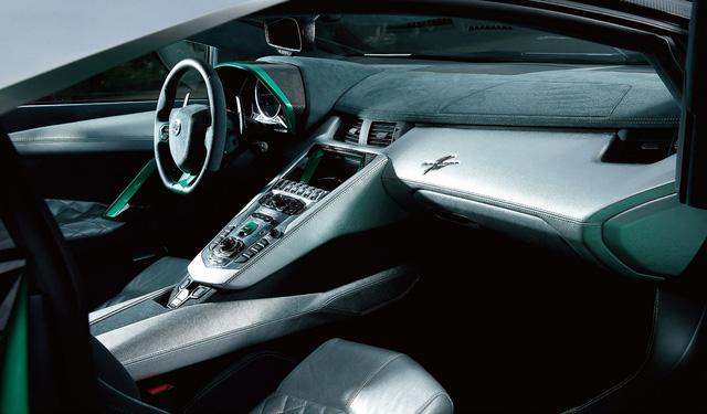 Kode 0 - Biến thể của Lamborghini Aventador, ra đời dưới tay người từng thiết kế Ferrari Enzo - Ảnh 9.