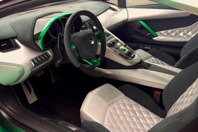 Kode 0 - Biến thể của Lamborghini Aventador, ra đời dưới tay người từng thiết kế Ferrari Enzo - Ảnh 10.