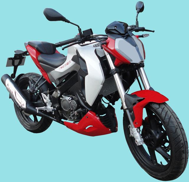 Xe naked bike 150 phân khối hoàn toàn mới của Benelli lộ diện - Ảnh 1.