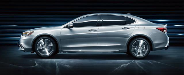 Acura TLX-L - Xe sang mới phục vụ nhà giàu Trung Quốc - Ảnh 2.