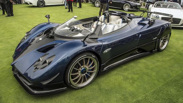 Zonda HP Barchetta - Siêu xe đặc biệt mừng sinh nhật ông chủ hãng Pagani - Ảnh 6.
