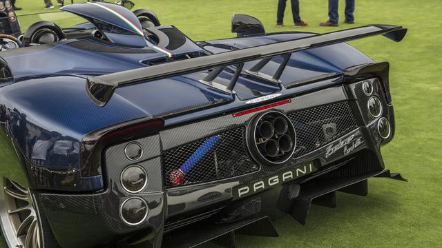Zonda HP Barchetta - Siêu xe đặc biệt mừng sinh nhật ông chủ hãng Pagani - Ảnh 10.