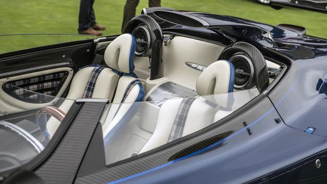 Zonda HP Barchetta - Siêu xe đặc biệt mừng sinh nhật ông chủ hãng Pagani - Ảnh 13.