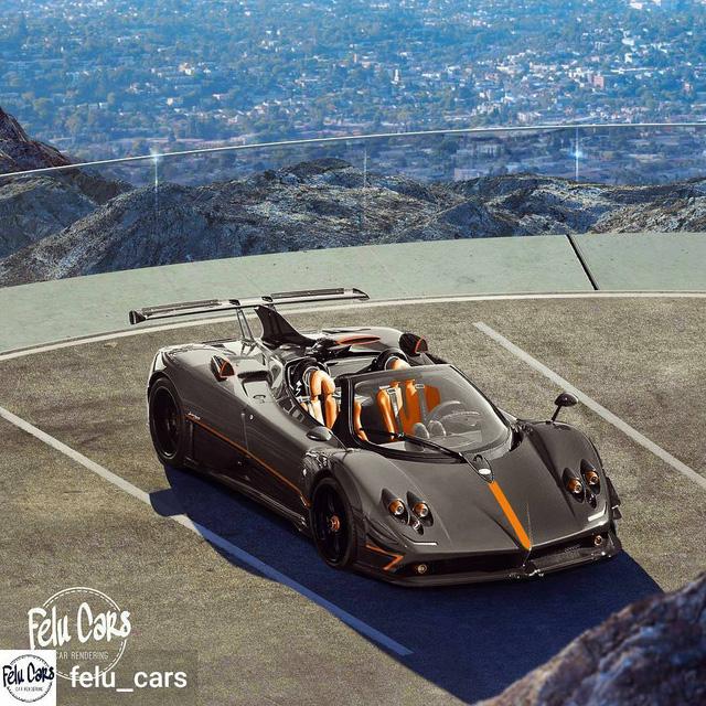 Zonda HP Barchetta - Siêu xe đặc biệt mừng sinh nhật ông chủ hãng Pagani - Ảnh 4.