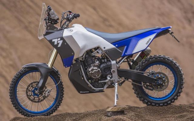 Yamaha T7 2017 - Xe adventure tầm trung dùng chung máy với MT-07 - Ảnh 1.