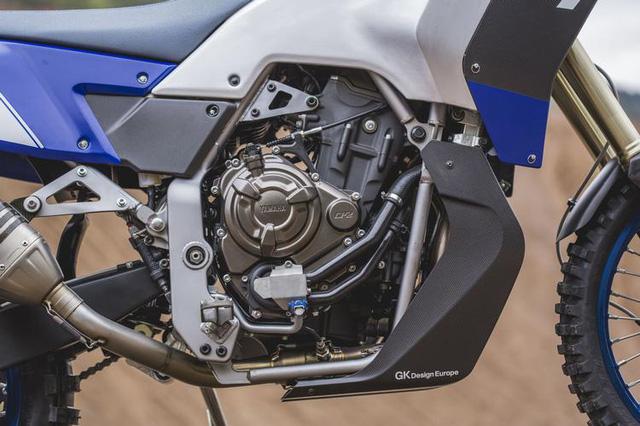 Yamaha T7 2017 - Xe adventure tầm trung dùng chung máy với MT-07 - Ảnh 2.