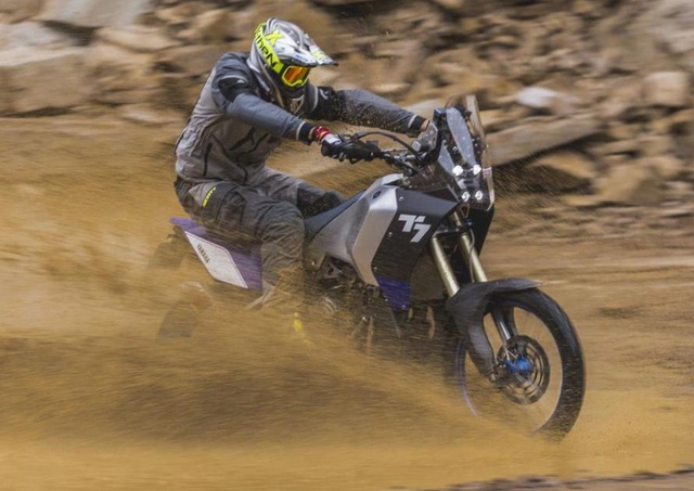 Yamaha T7 2017 - Xe adventure tầm trung dùng chung máy với MT-07 - Ảnh 3.