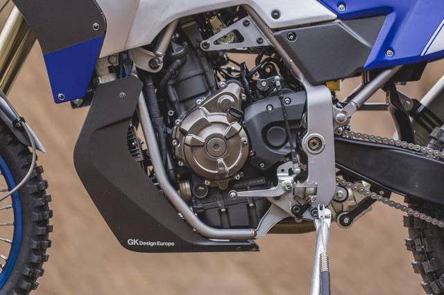 Yamaha T7 2017 - Xe adventure tầm trung dùng chung máy với MT-07 - Ảnh 4.