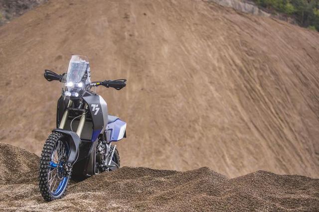 Yamaha T7 2017 - Xe adventure tầm trung dùng chung máy với MT-07 - Ảnh 5.