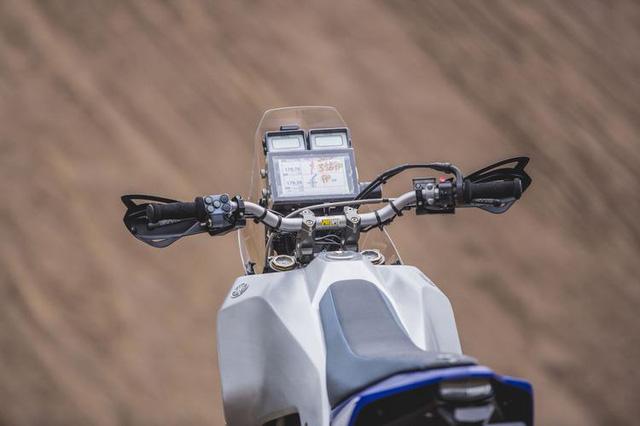 Yamaha T7 2017 - Xe adventure tầm trung dùng chung máy với MT-07 - Ảnh 8.