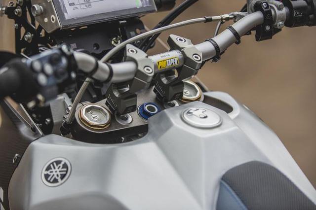 Yamaha T7 2017 - Xe adventure tầm trung dùng chung máy với MT-07 - Ảnh 10.