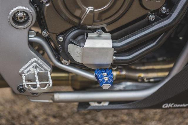 Yamaha T7 2017 - Xe adventure tầm trung dùng chung máy với MT-07 - Ảnh 11.