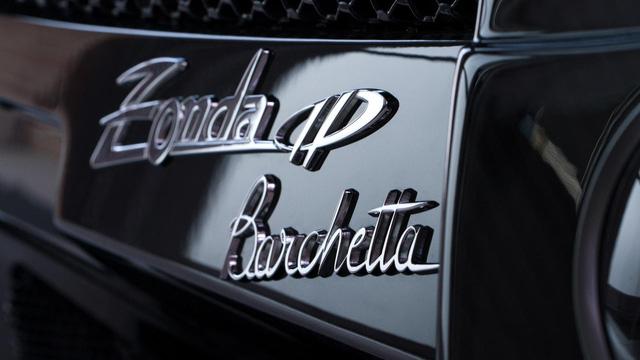 """Siêu phẩm Pagani Zonda HP Barchetta có giá khiến """"nhà giàu cũng khóc"""" - 05"""