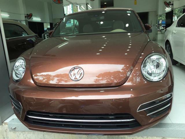 """Con bọ"" Volkswagen Beetle Convertible 2017 cập bến Việt Nam - 02"
