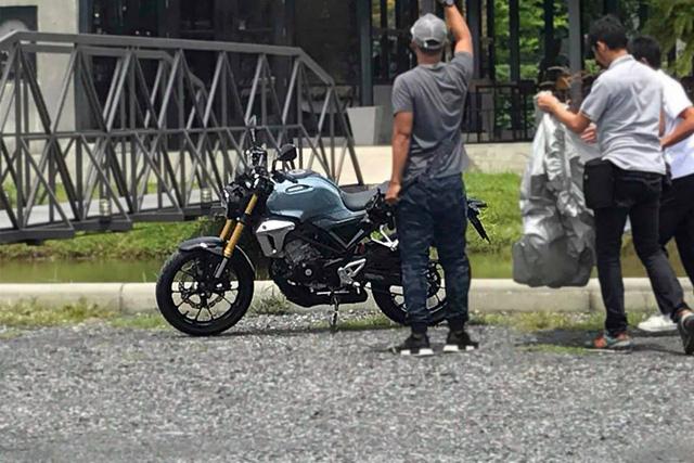 Bắt gặp mô tô 150 phân khối hoàn toàn mới của Honda trên đường phố - Ảnh 3.