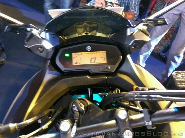 Mô tô bình dân Yamaha Fazer 25 chính thức trình làng, giá từ 45,5 triệu Đồng - Ảnh 6.
