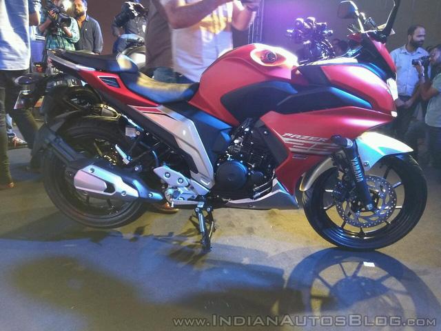 Mô tô bình dân Yamaha Fazer 25 chính thức trình làng, giá từ 45,5 triệu Đồng - Ảnh 9.