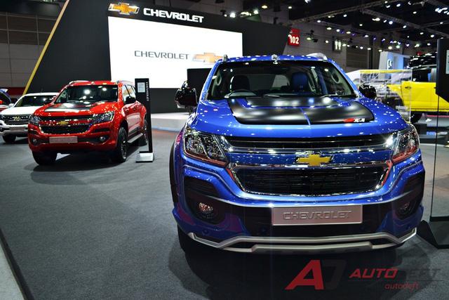 SUV cỡ trung Chevrolet Trailblazer được bổ sung phiên bản Z71 cao cấp hơn - Ảnh 3.
