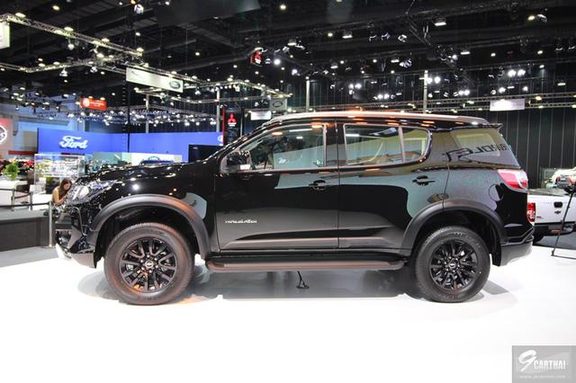SUV cỡ trung Chevrolet Trailblazer được bổ sung phiên bản Z71 cao cấp hơn - Ảnh 4.
