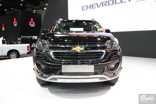 SUV cỡ trung Chevrolet Trailblazer được bổ sung phiên bản Z71 cao cấp hơn - Ảnh 5.