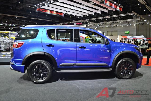 SUV cỡ trung Chevrolet Trailblazer được bổ sung phiên bản Z71 cao cấp hơn - Ảnh 7.