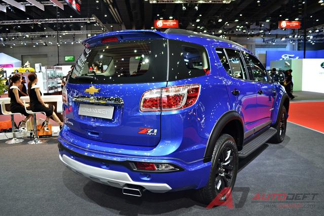 SUV cỡ trung Chevrolet Trailblazer được bổ sung phiên bản Z71 cao cấp hơn - Ảnh 8.